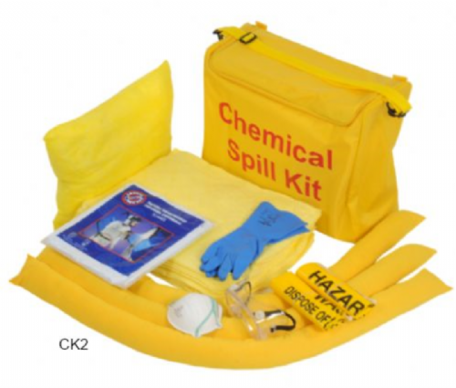 Chemical/Universal Spill Kits 30 litres & 60 litres